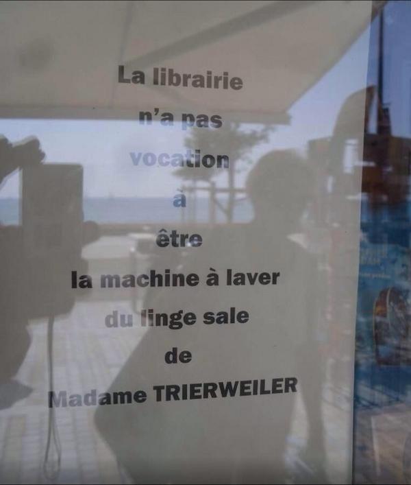 trierweiler vérité des libraires