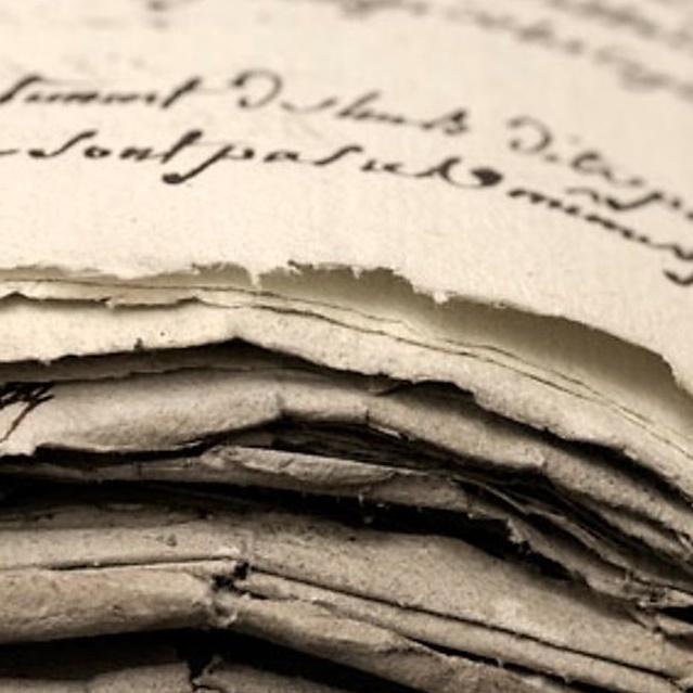 ecrire archives